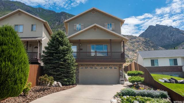1402 N Spring Mountain Dr, Springville, UT 84663 (#1757662) :: Berkshire Hathaway HomeServices Elite Real Estate