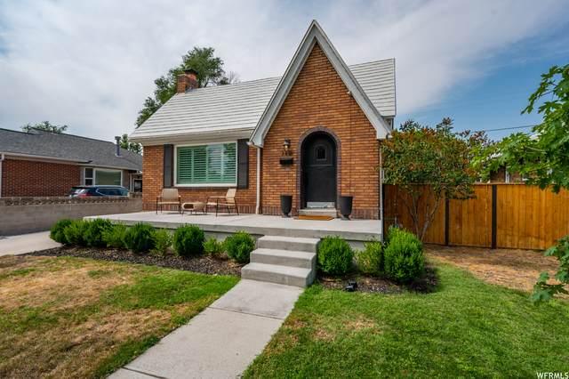 719 E Bryan Ave, Salt Lake City, UT 84105 (#1757668) :: Utah Real Estate