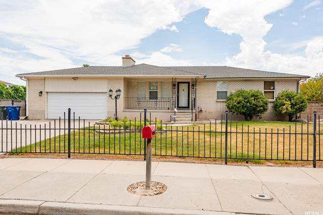 4865 W 3235 S, West Valley City, UT 84120 (#1757693) :: Red Sign Team