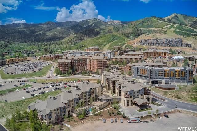 2669 Canyons Resort Dr #310, Park City, UT 84098 (#1757698) :: The Fields Team