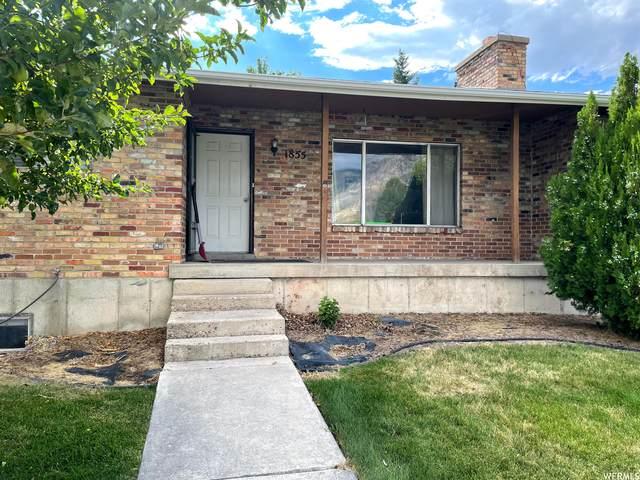 1855 N Riverside Ave, Provo, UT 84604 (#1757717) :: Bustos Real Estate | Keller Williams Utah Realtors