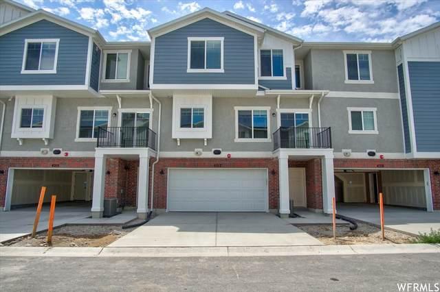 4217 W Gunlock Park Ct #436, Riverton, UT 84096 (#1757720) :: Berkshire Hathaway HomeServices Elite Real Estate