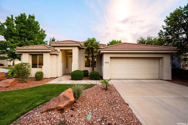 1051 W Kanarra Ct, Washington, UT 84780 (#1757728) :: Bustos Real Estate | Keller Williams Utah Realtors