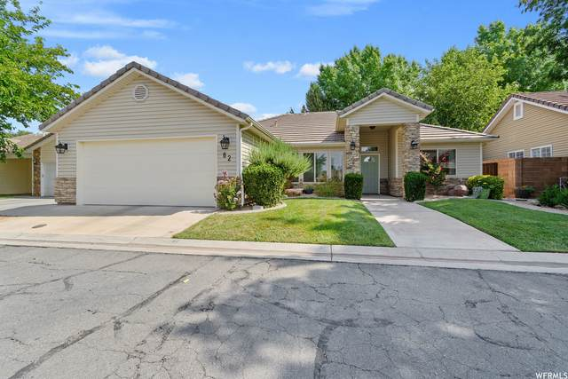 351 S Valley View Dr #62, St. George, UT 84770 (MLS #1757759) :: Summit Sotheby's International Realty