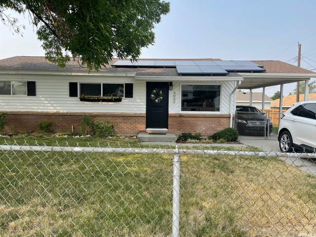 4042 W 4865 S, Salt Lake City, UT 84118 (#1757761) :: C4 Real Estate Team