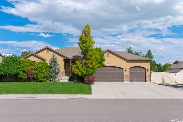 125 S Willow Bnd W, Lehi, UT 84043 (#1757763) :: Livingstone Brokers