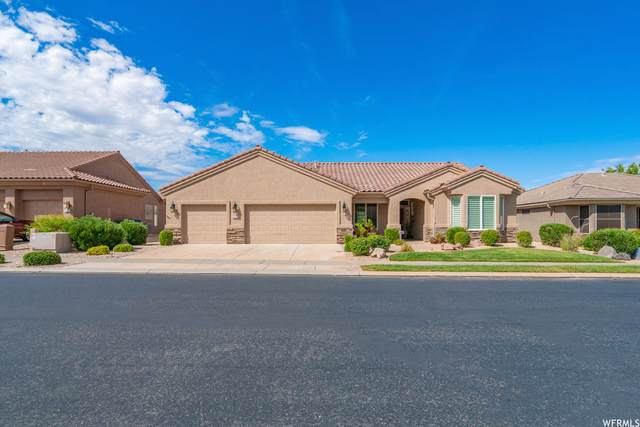 4774 S Tranquility Bay Dr, St. George, UT 84790 (MLS #1757768) :: Summit Sotheby's International Realty