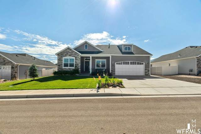 196 N 2825 W, Cedar City, UT 84720 (#1757776) :: Gurr Real Estate