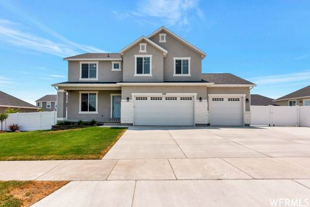 693 W Baxter Ln, Saratoga Springs, UT 84045 (MLS #1757777) :: Lookout Real Estate Group