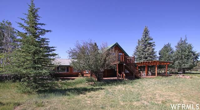 1415 E Hwy 46, La Sal, UT 84530 (#1757783) :: Bustos Real Estate | Keller Williams Utah Realtors