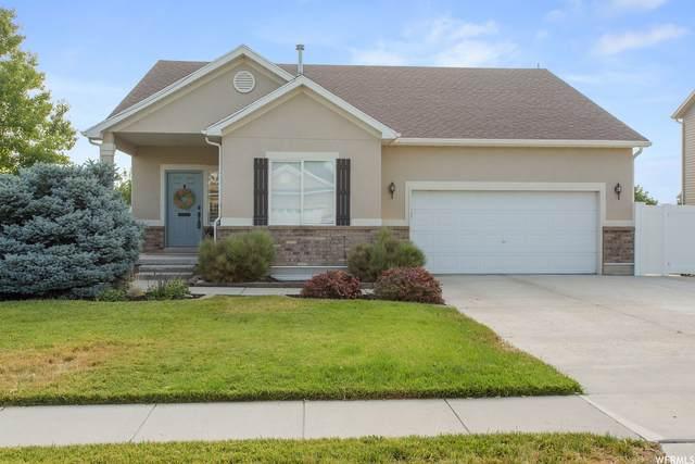 13343 S Madeline Ln, Herriman, UT 84096 (#1757787) :: Berkshire Hathaway HomeServices Elite Real Estate