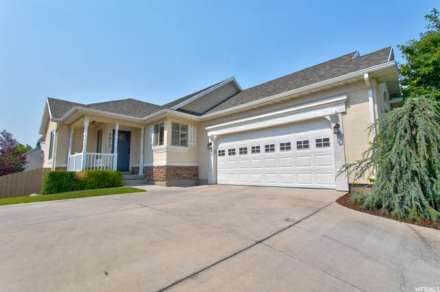4413 N Chestnut Oak Dr W, Lehi, UT 84043 (#1757822) :: Berkshire Hathaway HomeServices Elite Real Estate