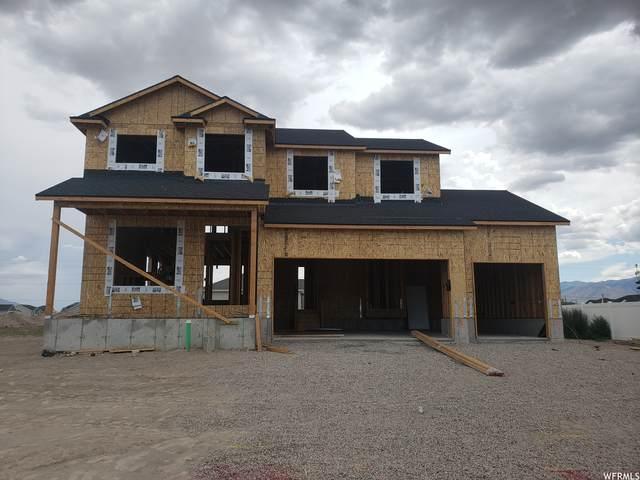 612 E Layla Ann Ln #315, Grantsville, UT 84029 (#1757844) :: Doxey Real Estate Group