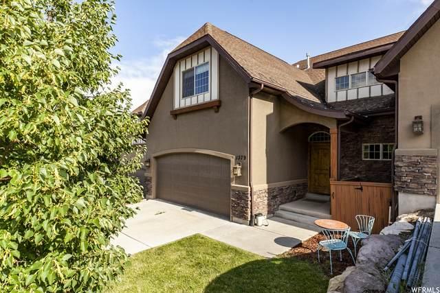 1379 W 365 N, Midway, UT 84049 (#1757845) :: Berkshire Hathaway HomeServices Elite Real Estate