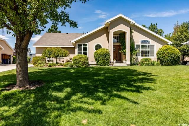 312 Pavilion Cir, Saratoga Springs, UT 84043 (MLS #1757855) :: Lookout Real Estate Group