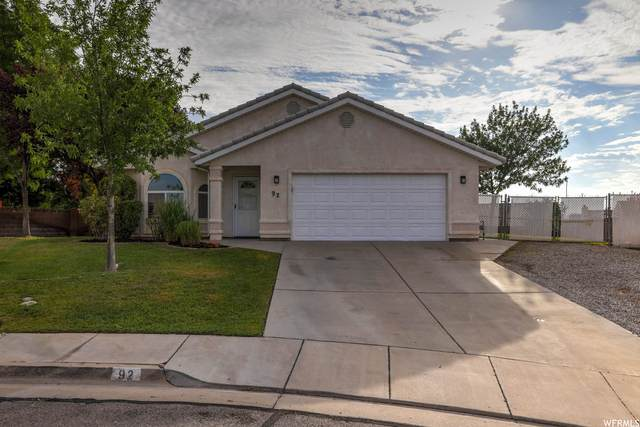 92 N 2250 E, St. George, UT 84790 (#1757892) :: Colemere Realty Associates