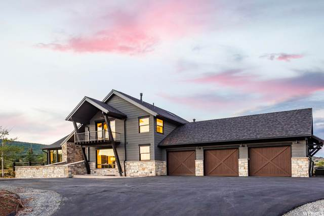 14 W Westwood Rd, Park City, UT 84098 (#1757898) :: Red Sign Team