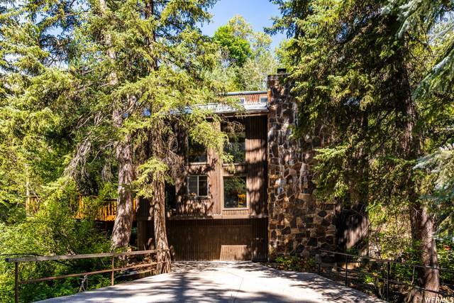 2949 E Brickerhaven Dr, Sundance, UT 84604 (#1757913) :: Berkshire Hathaway HomeServices Elite Real Estate