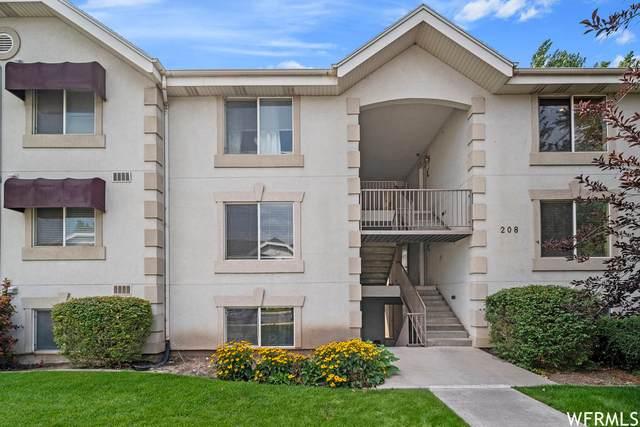 208 S 1050 W #39, Provo, UT 84601 (#1757927) :: Bustos Real Estate | Keller Williams Utah Realtors