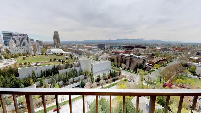 241 N Vine St E 1001W, Salt Lake City, UT 84103 (#1757930) :: Bear Phelps Group