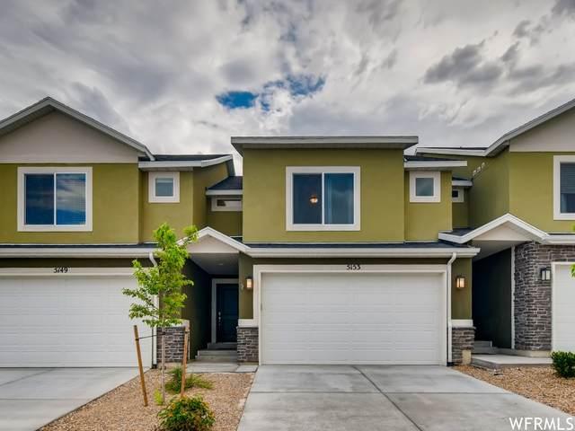 5153 W Tessitura Way, Herriman, UT 84096 (#1757942) :: Berkshire Hathaway HomeServices Elite Real Estate
