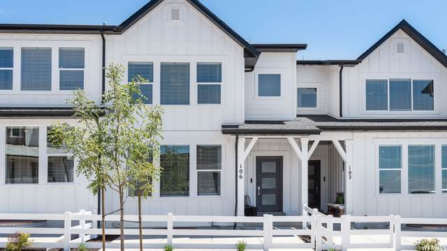 1147 W Early Light Way Way S #129, Bluffdale, UT 84065 (#1757964) :: C4 Real Estate Team