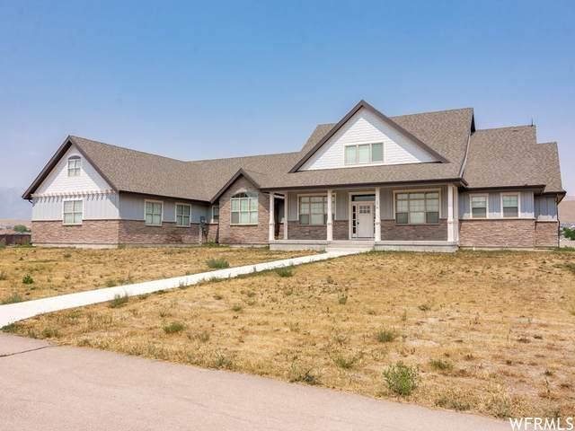 2319 E Riley Dr N, Eagle Mountain, UT 84005 (#1757966) :: Berkshire Hathaway HomeServices Elite Real Estate