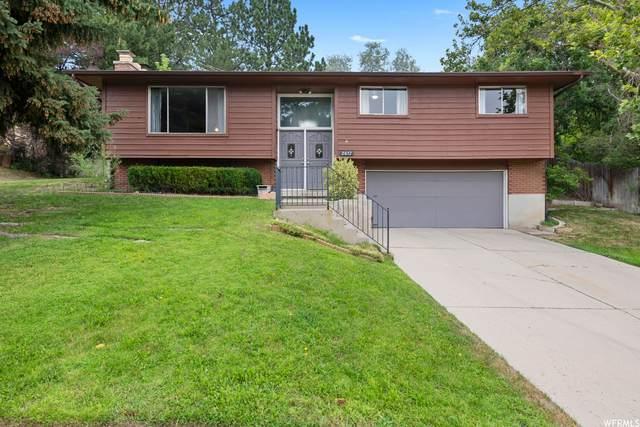 2617 E Portsmouth Ave, Salt Lake City, UT 84121 (#1757971) :: Berkshire Hathaway HomeServices Elite Real Estate