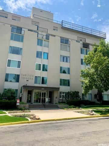 266 E Fourth Ave #502, Salt Lake City, UT 84103 (#1757975) :: Red Sign Team