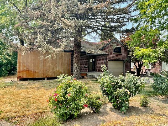 3380 S Park Meadows St, Salt Lake City, UT 84106 (#1757976) :: Utah Real Estate
