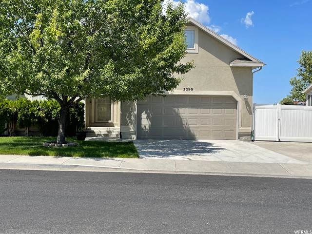 3290 S Park Springs Dr W, West Valley City, UT 84120 (#1757984) :: Berkshire Hathaway HomeServices Elite Real Estate