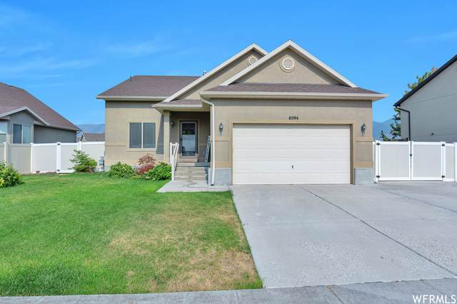 6594 Sky Heights Dr, Stansbury Park, UT 84074 (#1757999) :: Red Sign Team