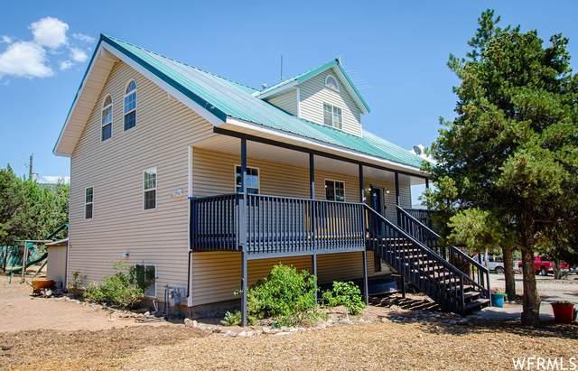338 N Matt Dillon Trl, Central, UT 84722 (#1758010) :: Berkshire Hathaway HomeServices Elite Real Estate
