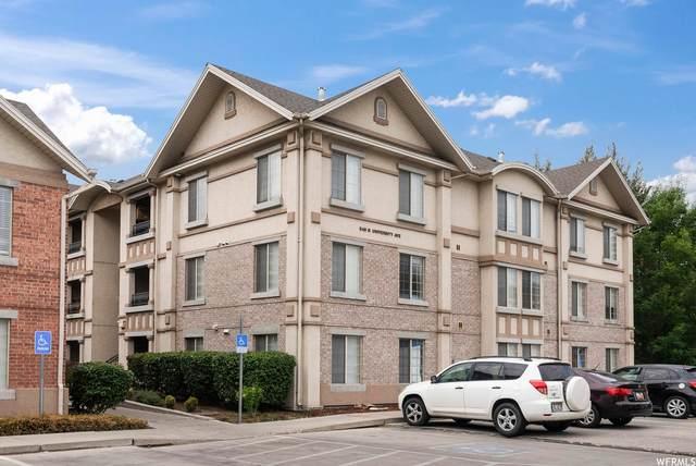591 N University Ave #115, Provo, UT 84601 (#1758011) :: Berkshire Hathaway HomeServices Elite Real Estate