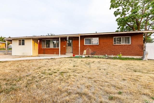 191 W 2300 N, Sunset, UT 84015 (#1758012) :: Berkshire Hathaway HomeServices Elite Real Estate