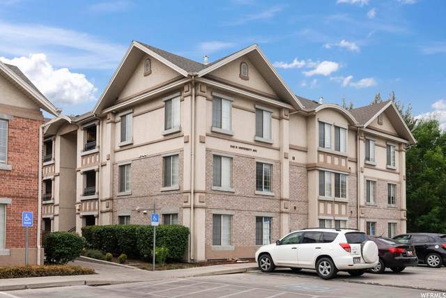 543 N University Ave W #305, Provo, UT 84601 (#1758016) :: Berkshire Hathaway HomeServices Elite Real Estate