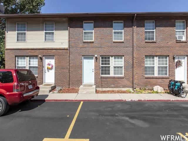 1095 E 16 St #10, Ogden, UT 84404 (#1758039) :: Colemere Realty Associates