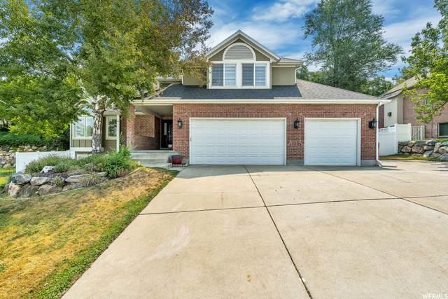 3529 S Huntington Dr E, Bountiful, UT 84010 (#1758040) :: Berkshire Hathaway HomeServices Elite Real Estate
