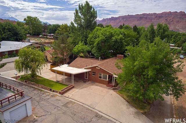 522 Nichols Ln, Moab, UT 84532 (MLS #1758045) :: Summit Sotheby's International Realty
