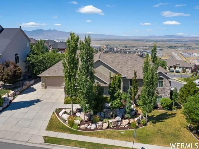 518 S 525 Cir E, North Salt Lake, UT 84054 (#1758047) :: Berkshire Hathaway HomeServices Elite Real Estate