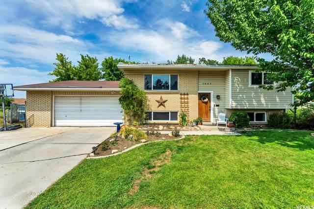 7467 S Gold Cir W, West Jordan, UT 84084 (#1758050) :: Berkshire Hathaway HomeServices Elite Real Estate