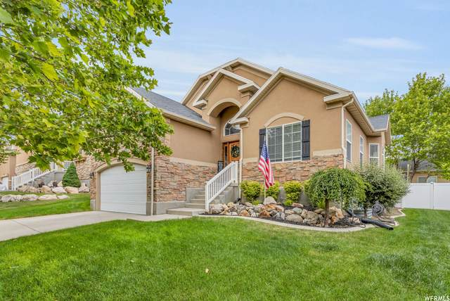 7128 W 8050 S, West Jordan, UT 84081 (#1758053) :: Berkshire Hathaway HomeServices Elite Real Estate