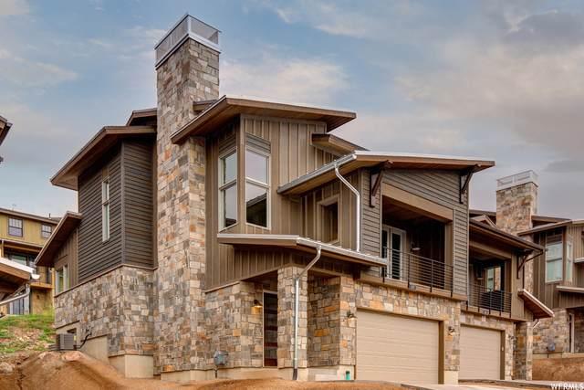377 E Overlook Loop #20, Hideout, UT 84036 (#1758058) :: Berkshire Hathaway HomeServices Elite Real Estate