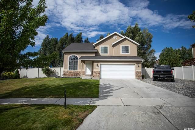 2097 W Sweet Corn Dr S, Saratoga Springs, UT 84045 (#1758062) :: Utah Real Estate