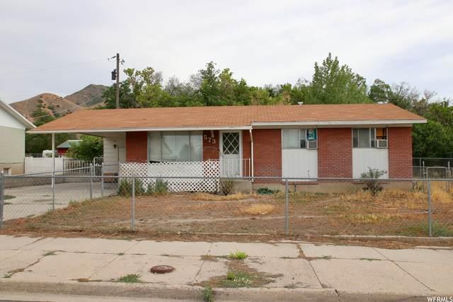 573 W 400 S, Tooele, UT 84074 (#1758064) :: C4 Real Estate Team