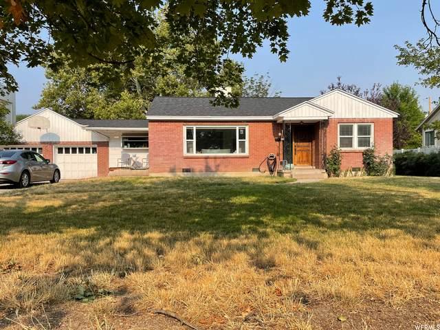 4348 S Garden Dr, Salt Lake City, UT 84124 (#1758066) :: Livingstone Brokers