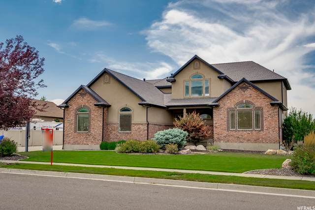 1095 Mountain Orchard Dr, Pleasant View, UT 84414 (MLS #1758086) :: Summit Sotheby's International Realty