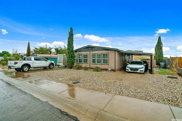 342 E Palo Verde Dr, Washington, UT 84780 (#1758136) :: Bustos Real Estate | Keller Williams Utah Realtors
