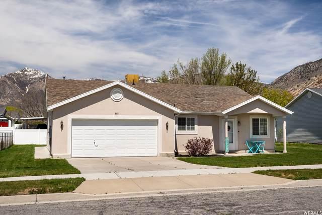 840 E 725 N, Ogden, UT 84404 (#1758143) :: Utah Real Estate