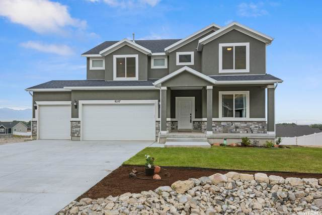 8257 N Iron Horse Dr, Lake Point, UT 84074 (#1758185) :: Bustos Real Estate | Keller Williams Utah Realtors